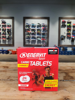 ENERVIT Carbo Tablets 24 szt.