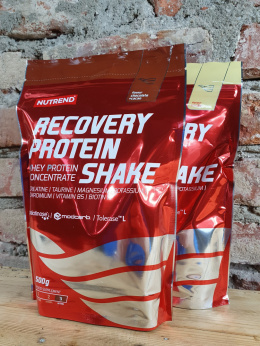 NUTREND RECOVERY PROTEIN SHAKE 500 g.
