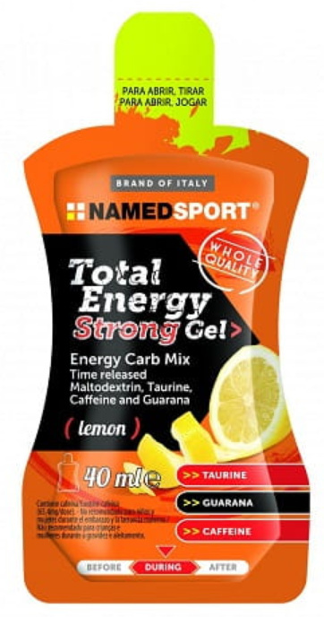 ŻEL NAMEDSPORT TOTAL ENERGY STRONG 40 ML
