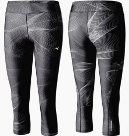 Spodenki MIZUNO Multi Lotus 3/4 Tights